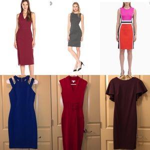 Calvin Klein Dresses For Sale!!